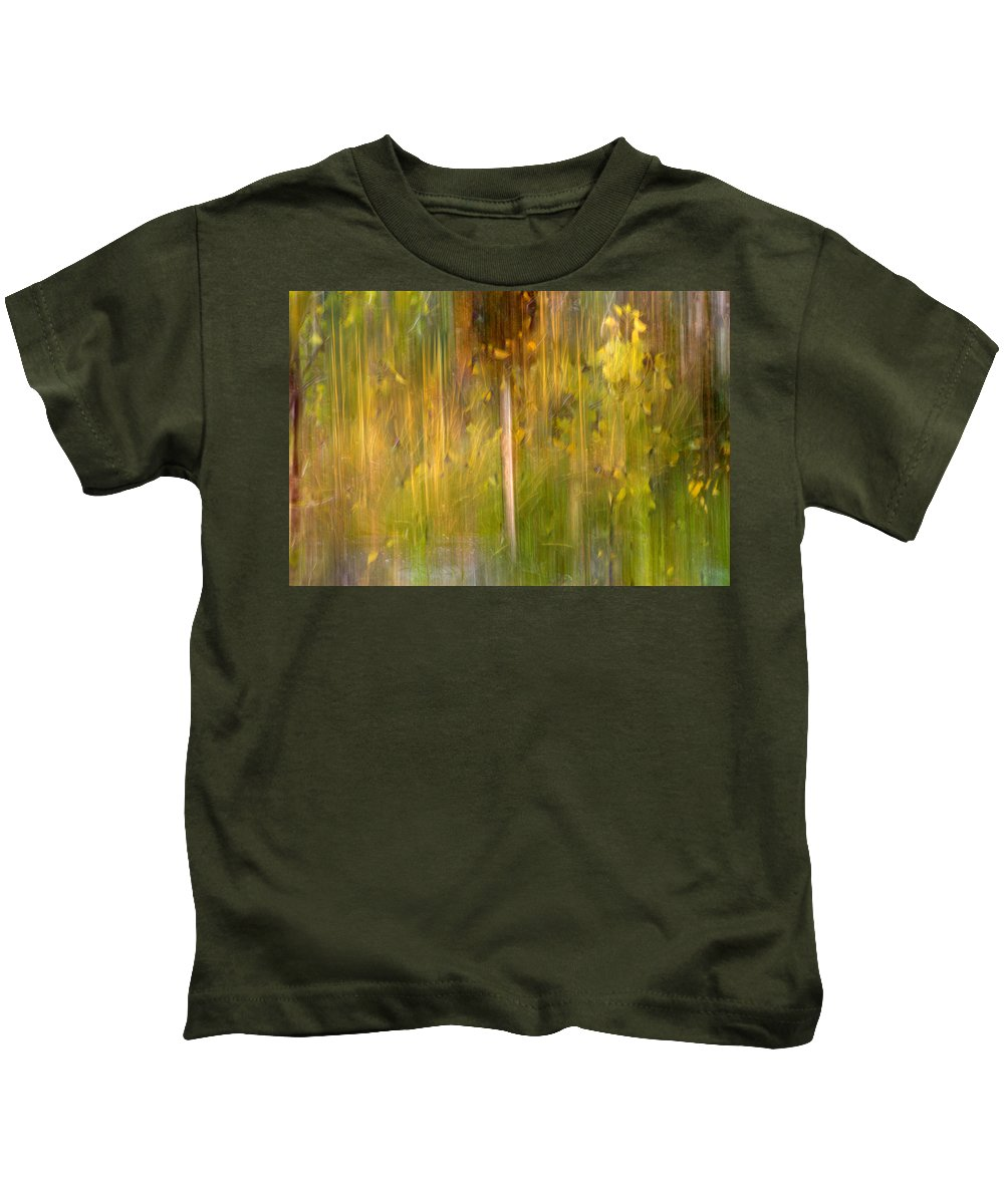 Abstracts Kids T-Shirt featuring the photograph Dreamer by Guido Montanes Castillo