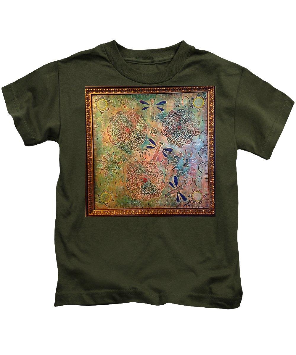 Alfredo Garcia Kids T-Shirts