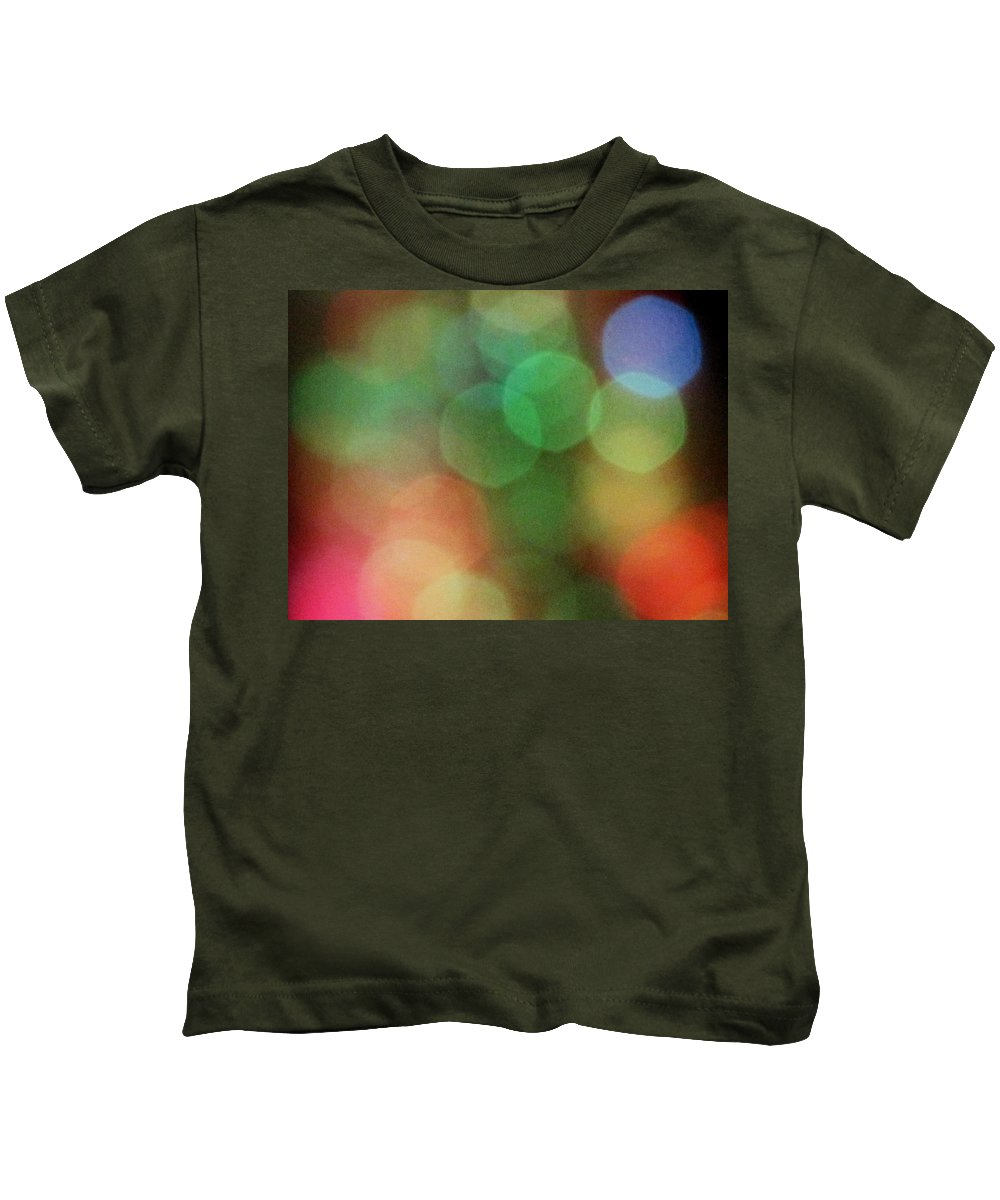 Kaleidoscope Kids T-Shirt featuring the photograph Kaleidoscope 09 by Denise Keegan Frawley