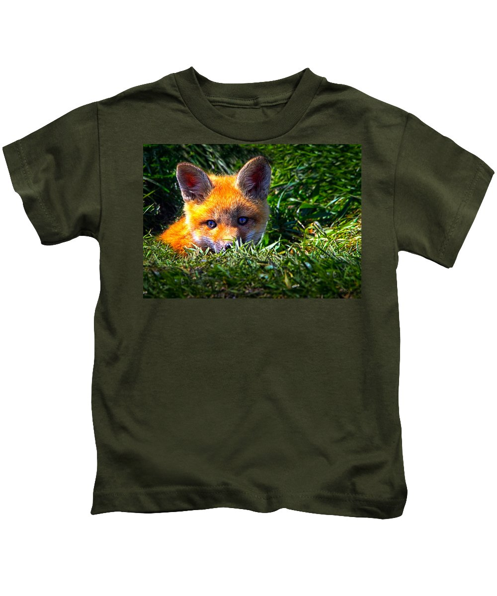 Sly Photographs Kids T-Shirts