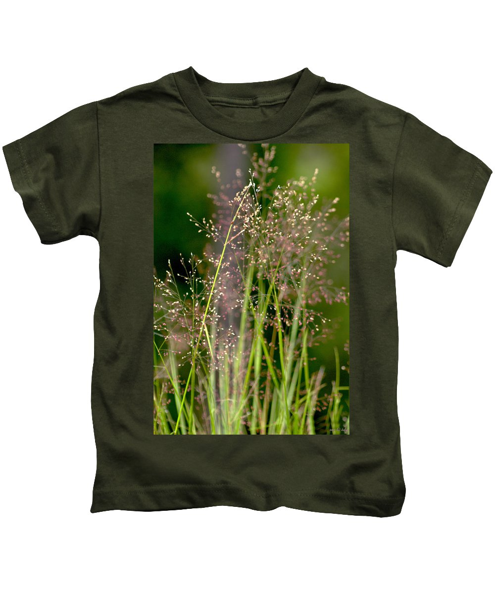 Floral Kids T-Shirt featuring the photograph Memories Of Springtime by Holly Kempe