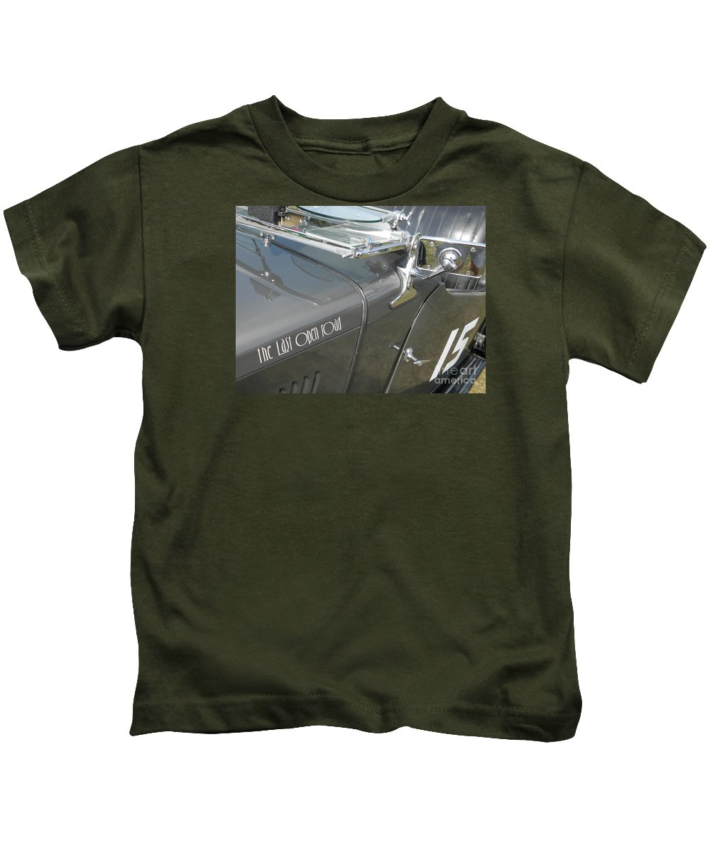 Mg Kids T-Shirt featuring the photograph Mg Tc by Neil Zimmerman