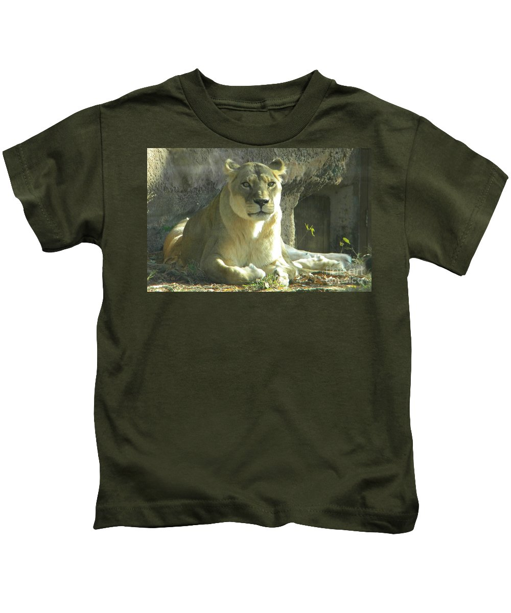 Nola Kids T-Shirt featuring the photograph Nola by Nathanael Smith