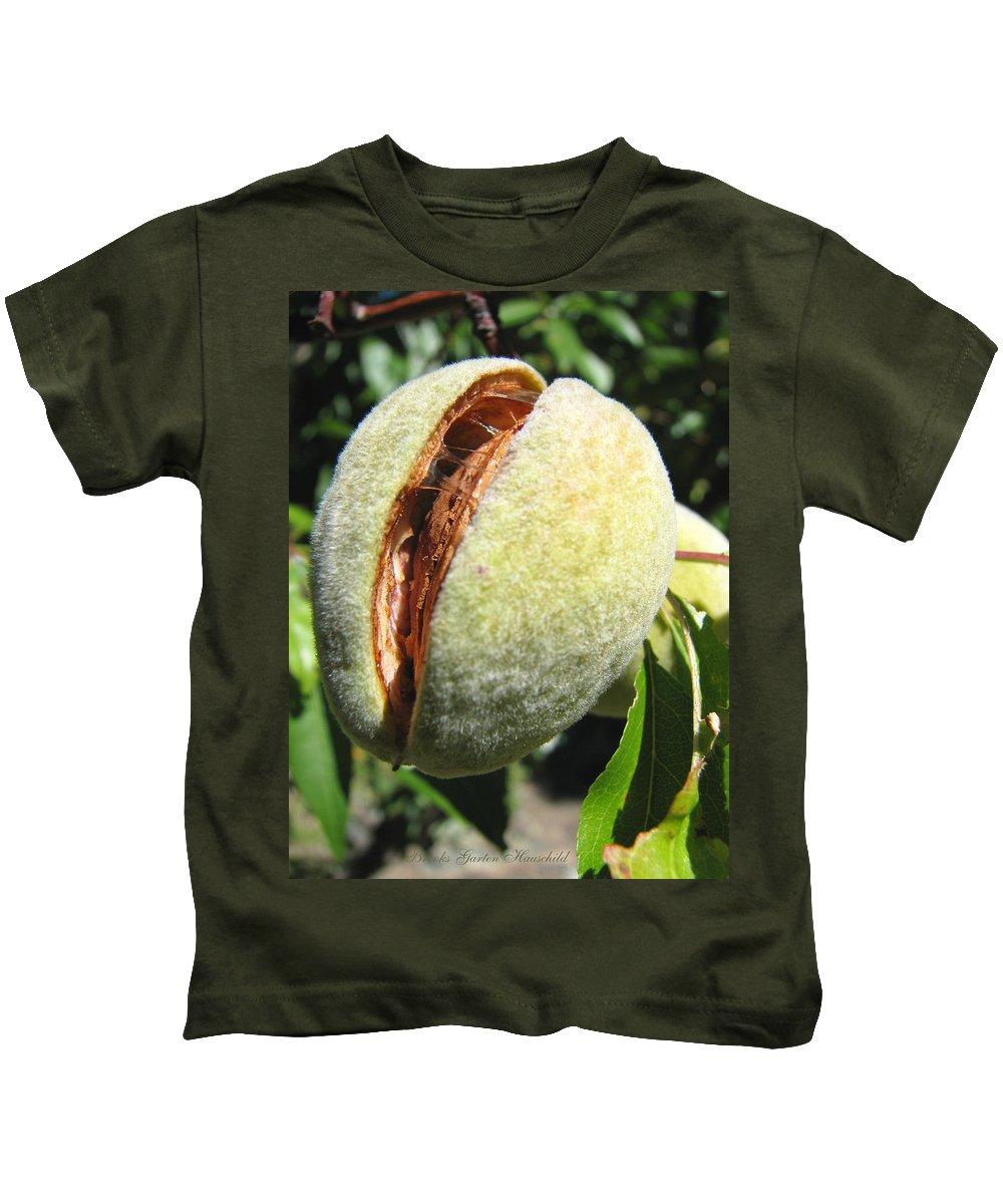 Nuts Kids T-Shirt featuring the photograph Nut Case by Brooks Garten Hauschild