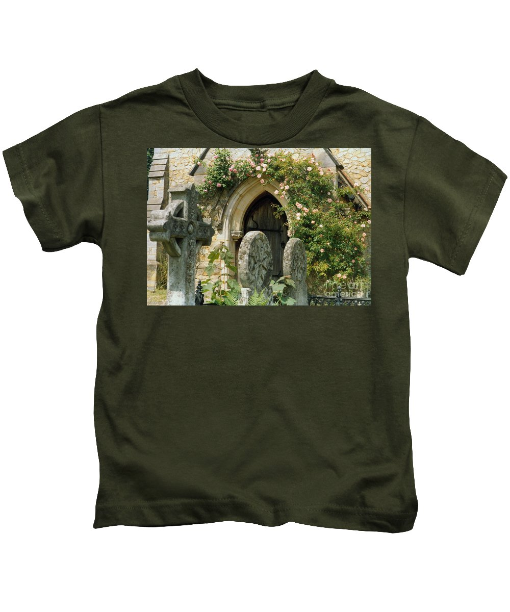 Church Kids T-Shirt featuring the photograph Open Paths by Christine Jepsen