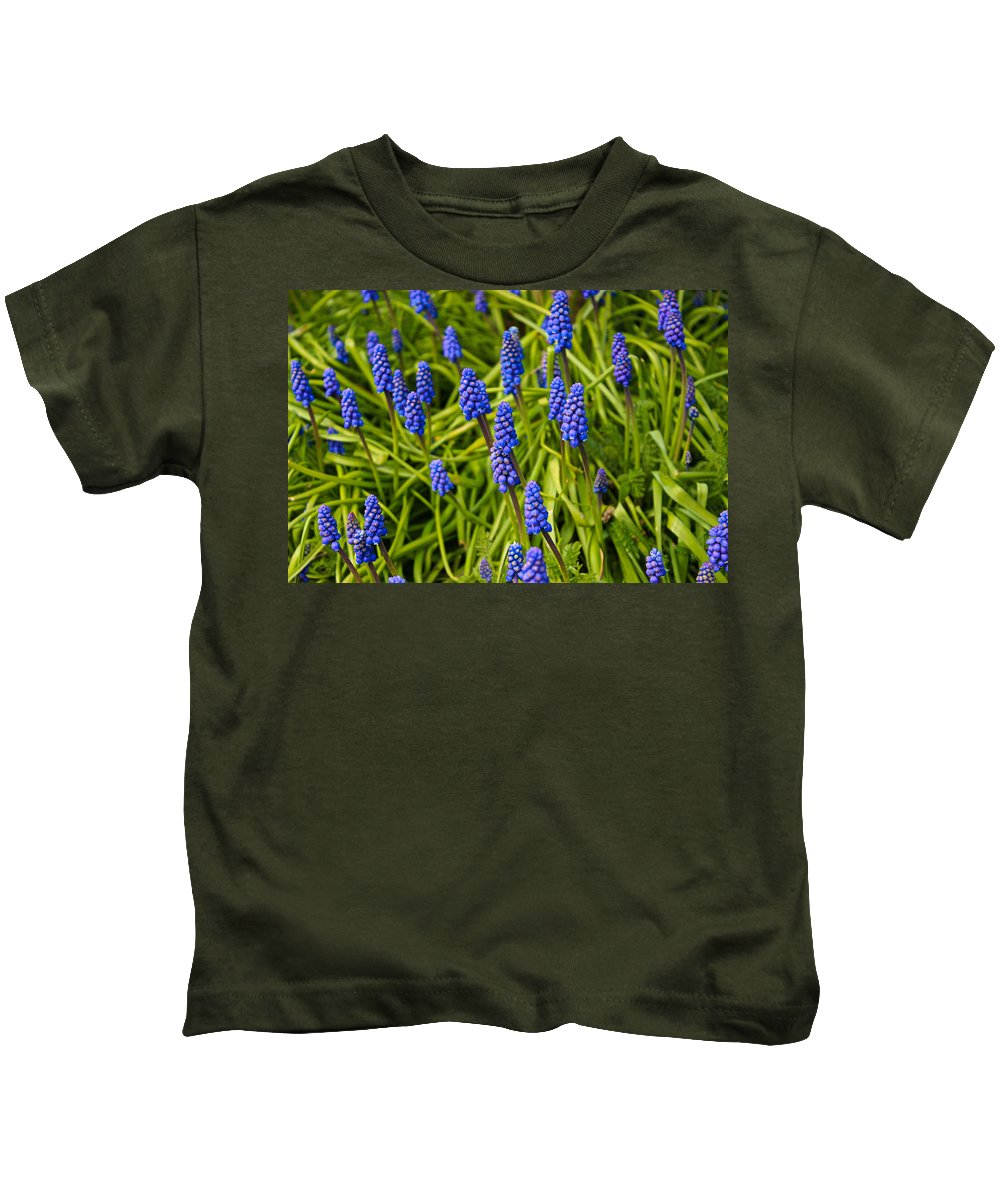 Spring Kids T-Shirt featuring the photograph Spring Time by Martin Newman