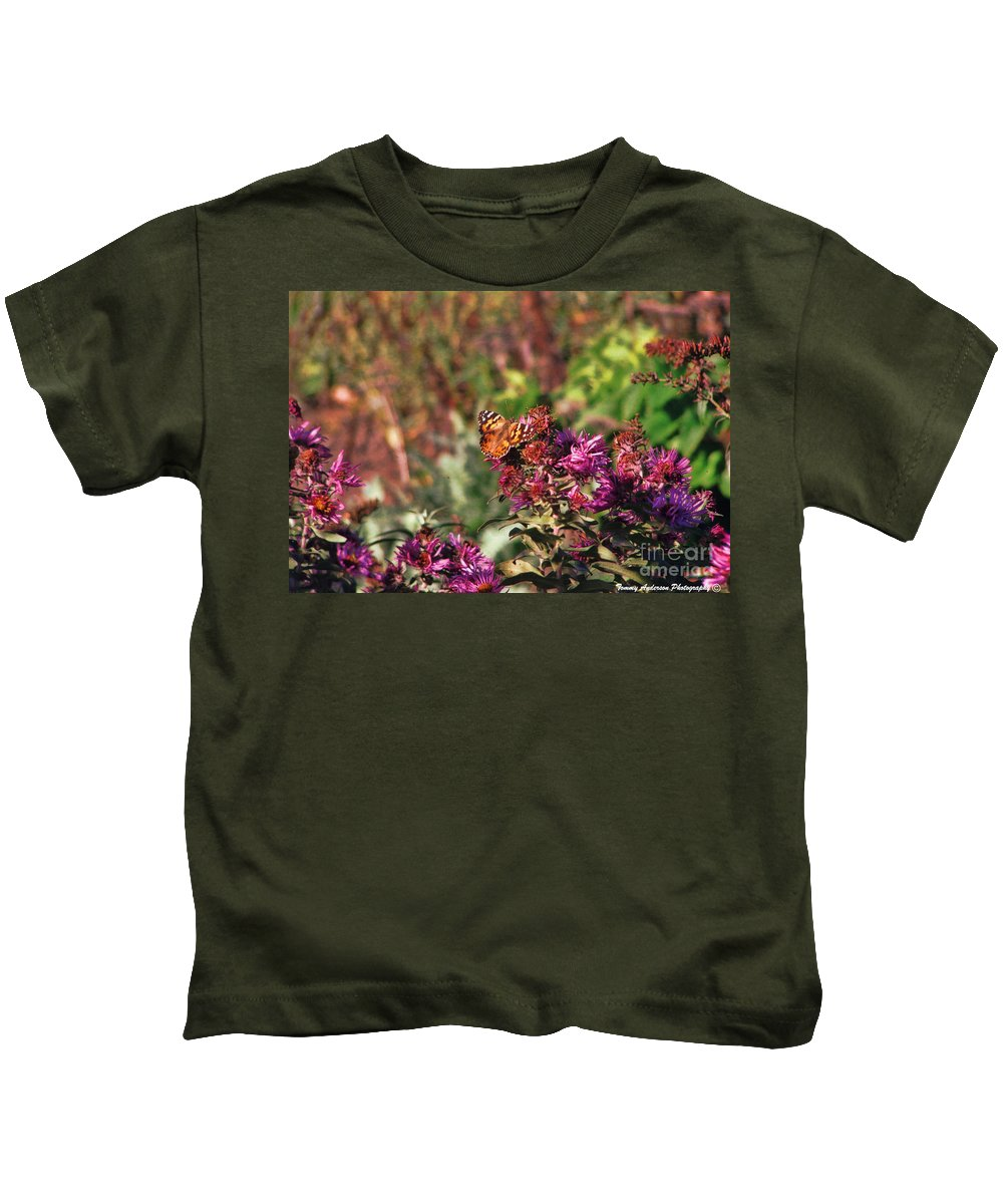 Flowers Kids T-Shirt featuring the photograph Spring Time by Tommy Anderson