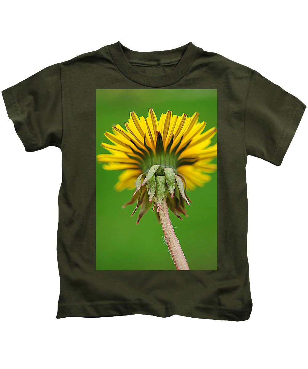 Spring Kids T-Shirt featuring the photograph Spring To Life by Frozen in Time Fine Art Photography