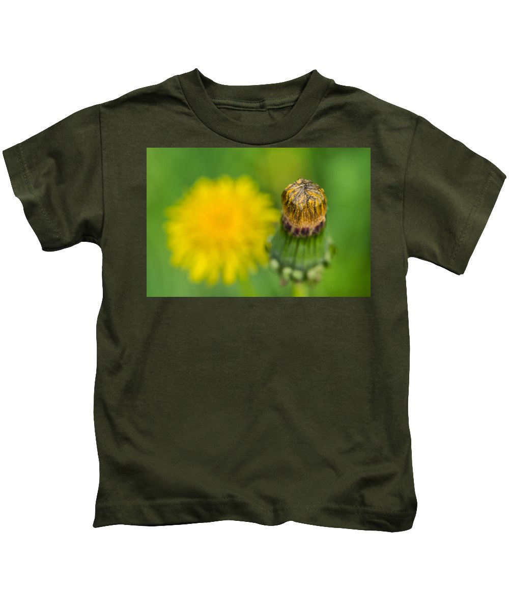 Beautiful Kids T-Shirt featuring the photograph Stages Of Development - Featured 3 by Alexander Senin