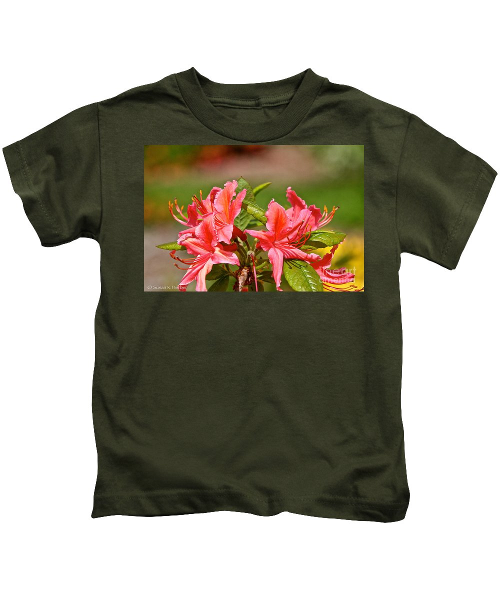 Flower Kids T-Shirt featuring the photograph Unmarred by Susan Herber
