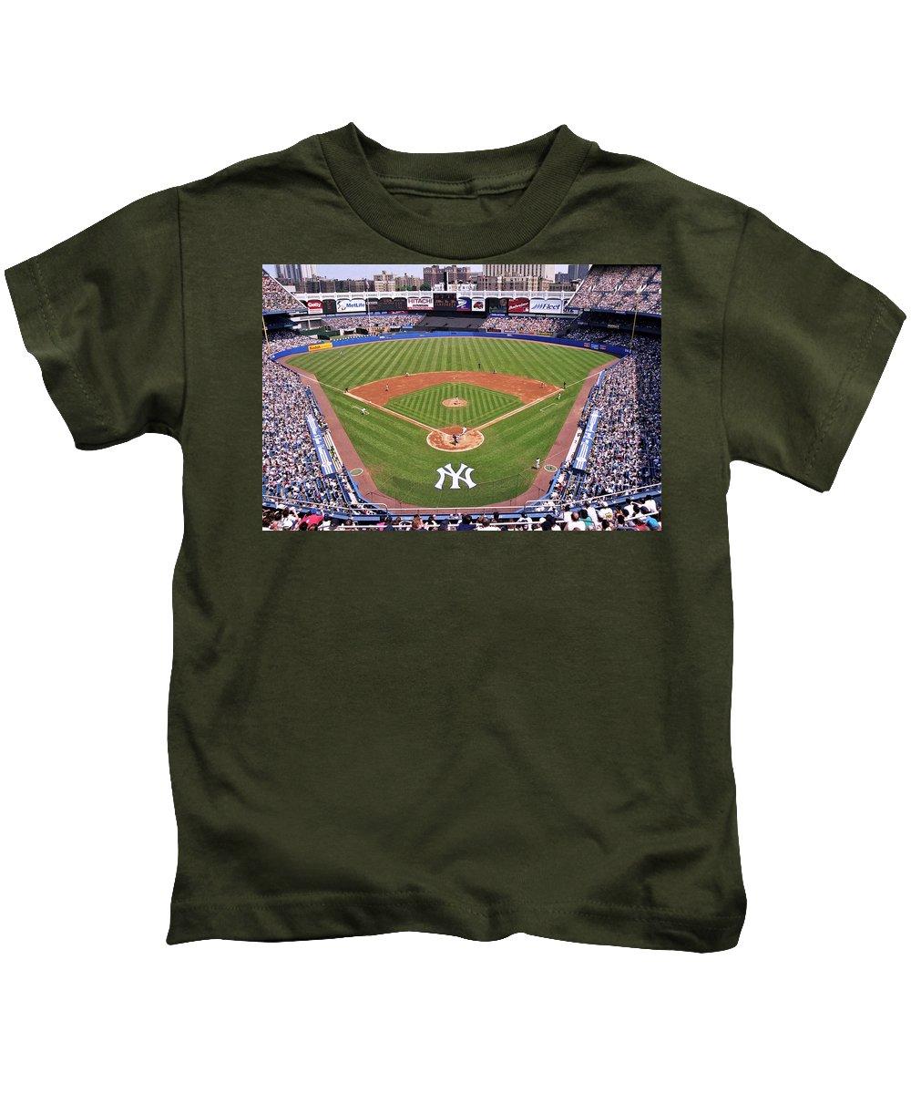 Yankee Stadium Kids T-Shirts