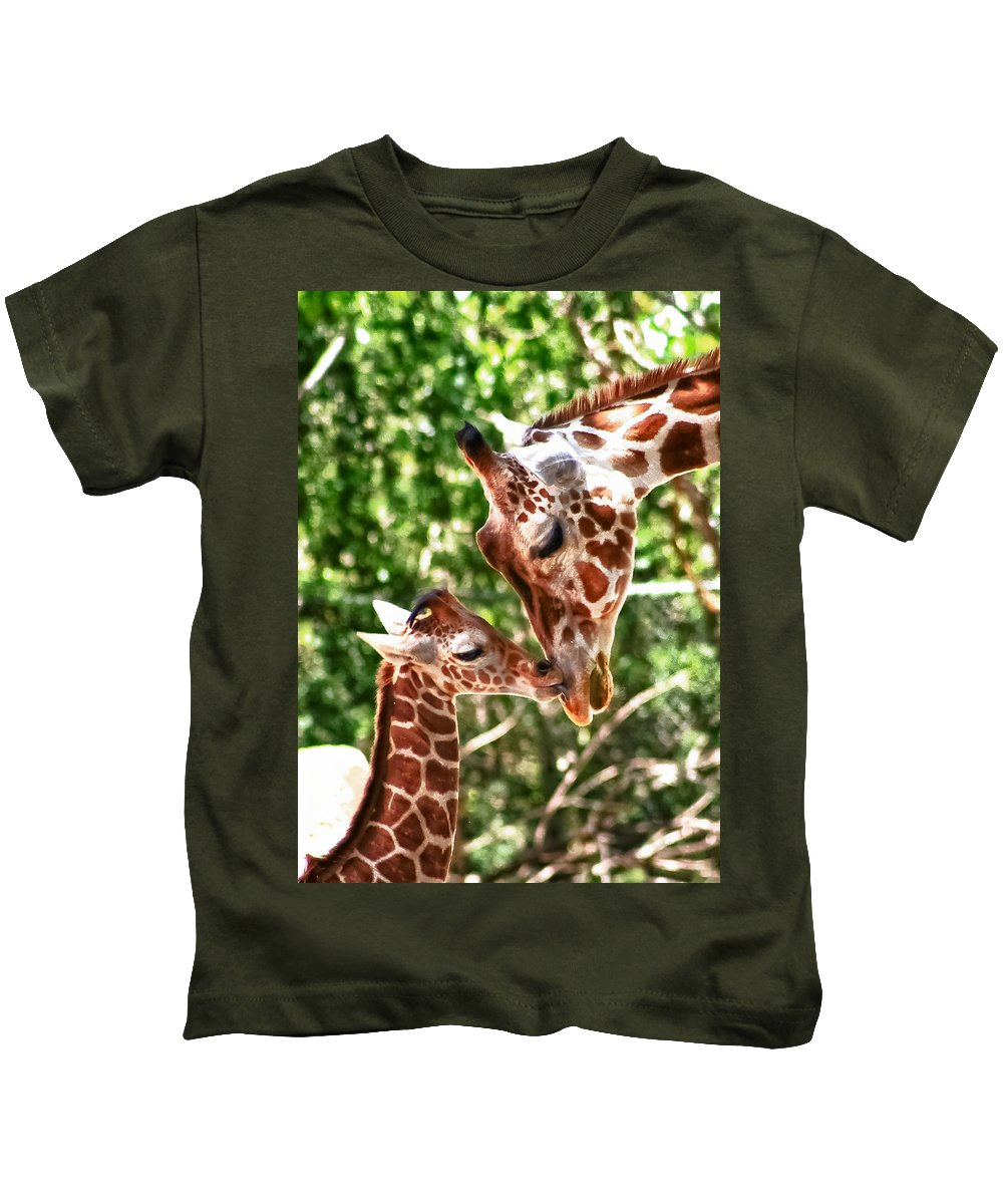 Colorado Kids T-Shirt featuring the photograph Appreciation by John K Sampson