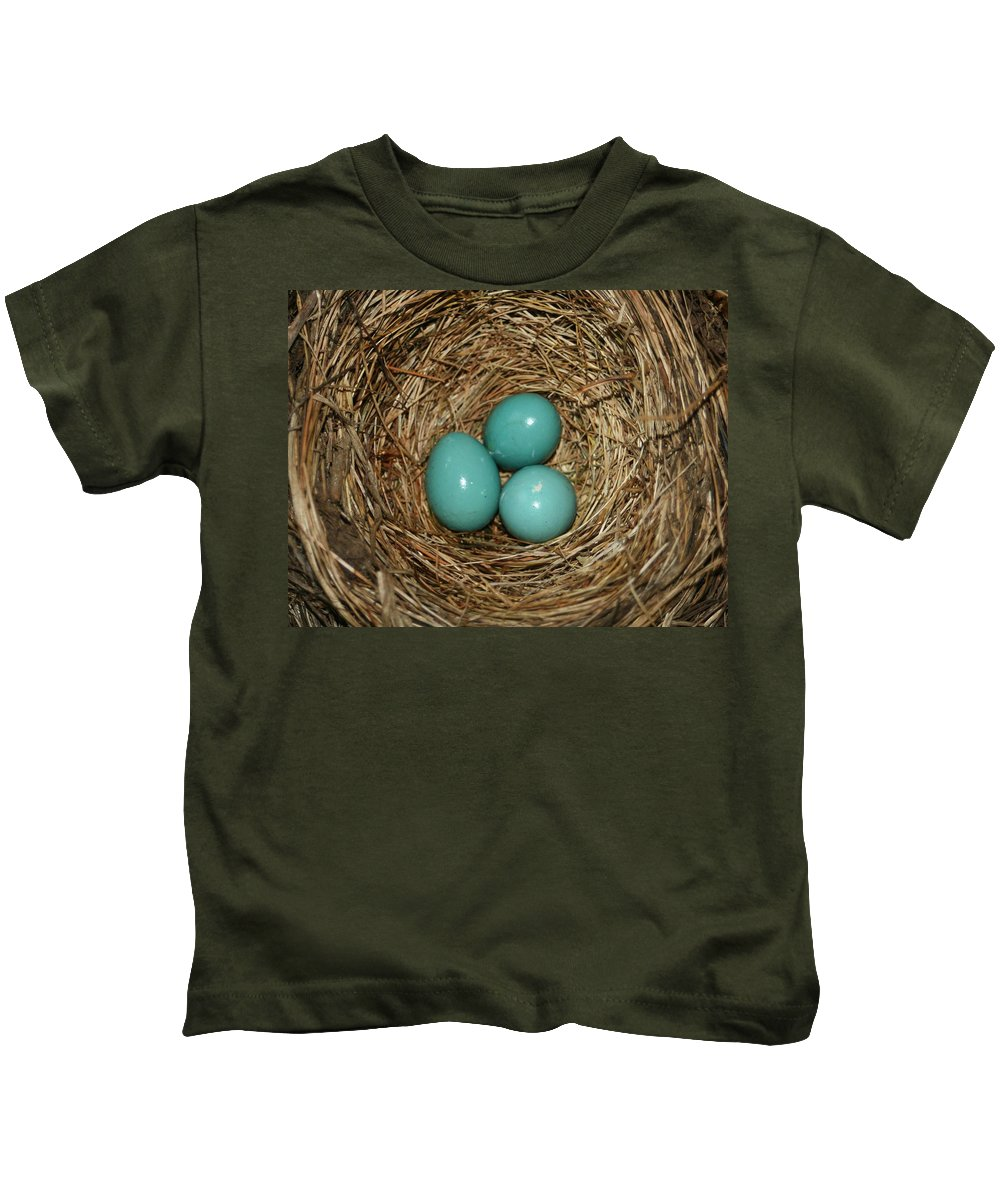Kids T-Shirt featuring the photograph Left Behind by Barbara S Nickerson