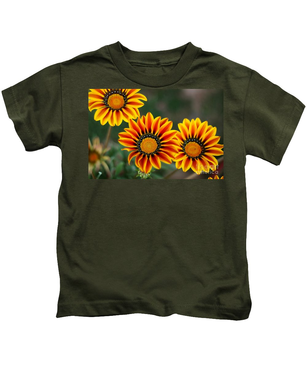 Flower Kids T-Shirt featuring the photograph Burning Hot by Syed Aqueel