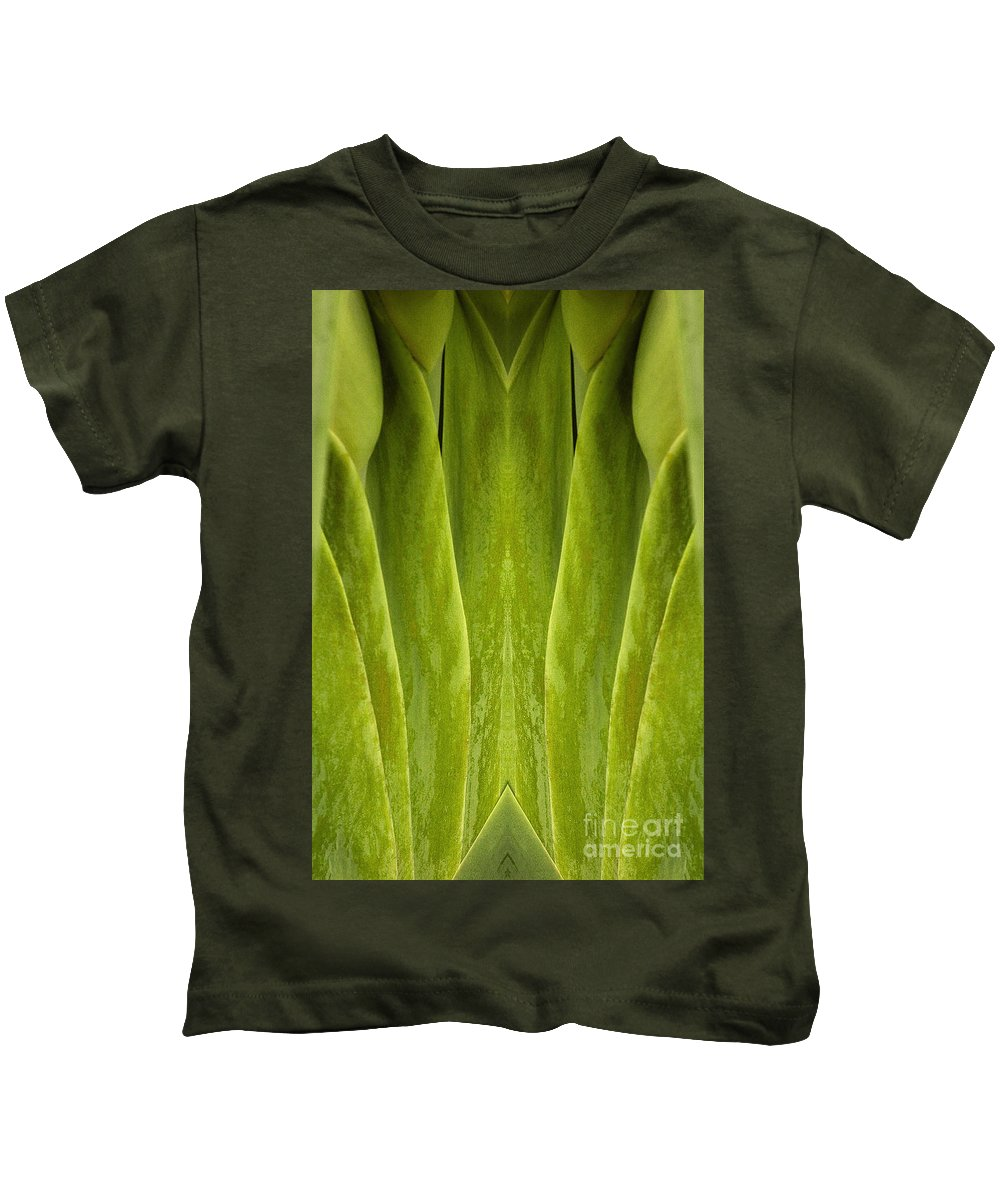 Kids T-Shirt featuring the photograph Creation 86 by Mike Nellums