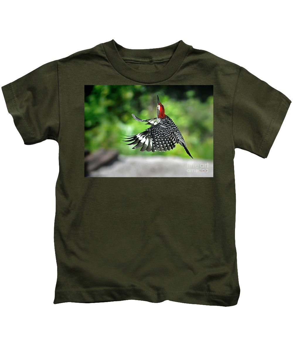Nqture Kids T-Shirt featuring the photograph Going Home by Nava Thompson