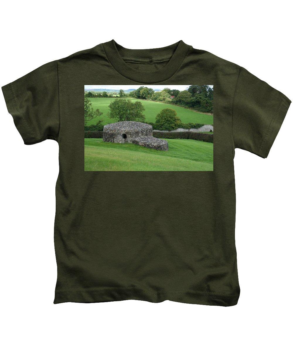 Ireland Kids T-Shirt featuring the photograph Ireland 0013 by Carol Ann Thomas