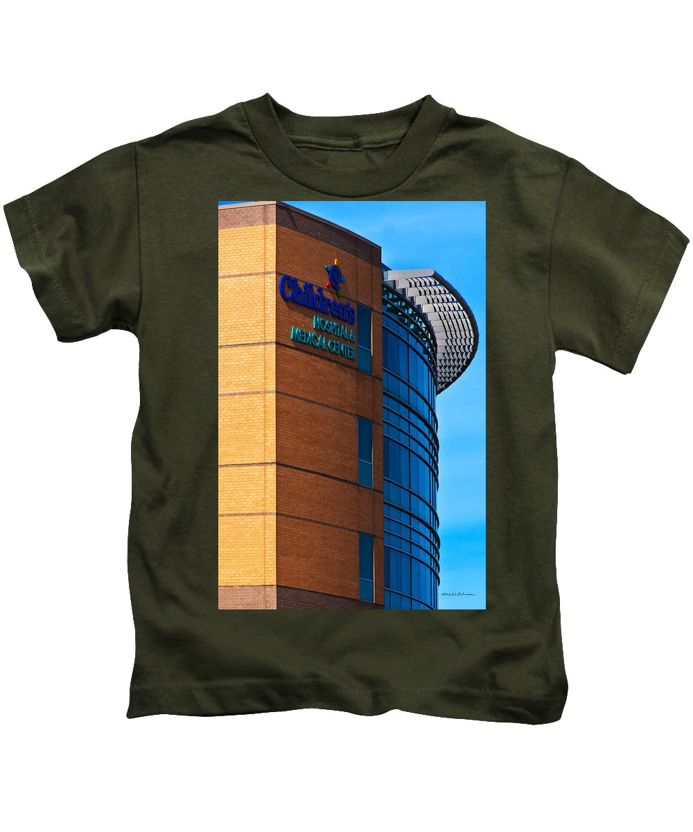 Children's Hospital And Medical Center Kids T-Shirt featuring the photograph Precious by Edward Peterson