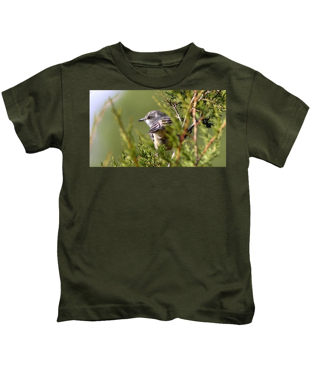 Kids T-Shirt featuring the photograph Shades Of Green by Travis Truelove
