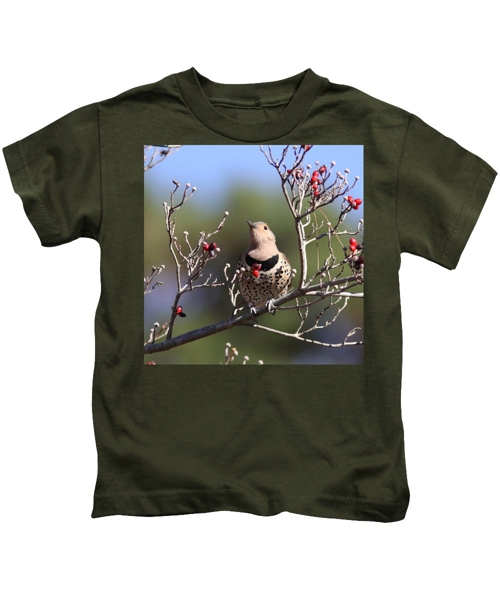 Kids T-Shirt featuring the photograph Speck by Travis Truelove