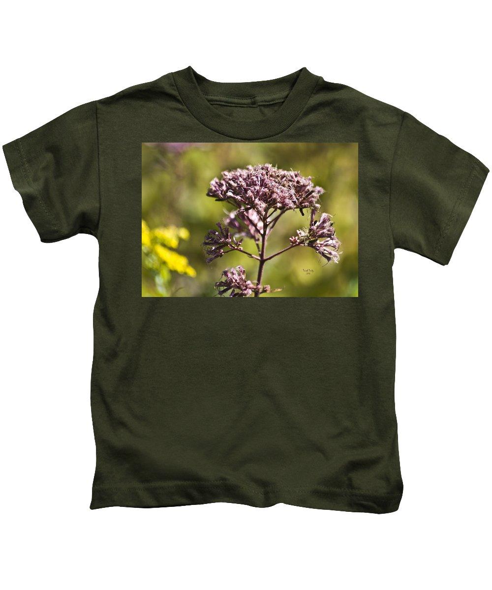 Flower Kids T-Shirt featuring the photograph Wildflower by Trish Tritz