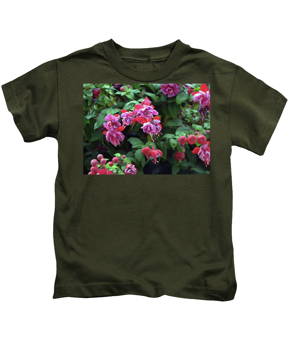Nature Kids T-Shirt featuring the photograph 0224 by Natural Nature Photography