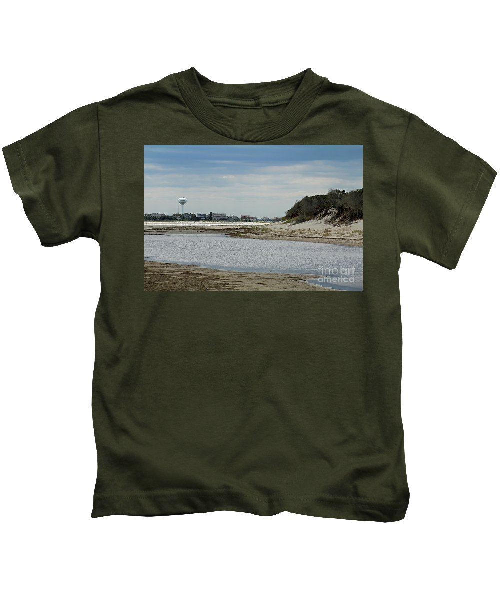 Sky Kids T-Shirt featuring the photograph Moment In Time by Kristen Pagliaro