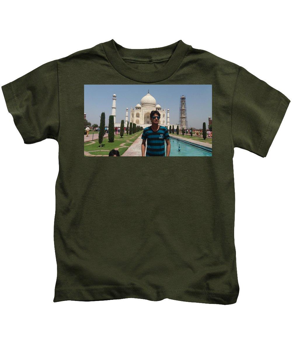 Harpal Singh Jadon Kids T-Shirt featuring the photograph Harpal Singh Jadon by Harpal Singh jadon Jadon