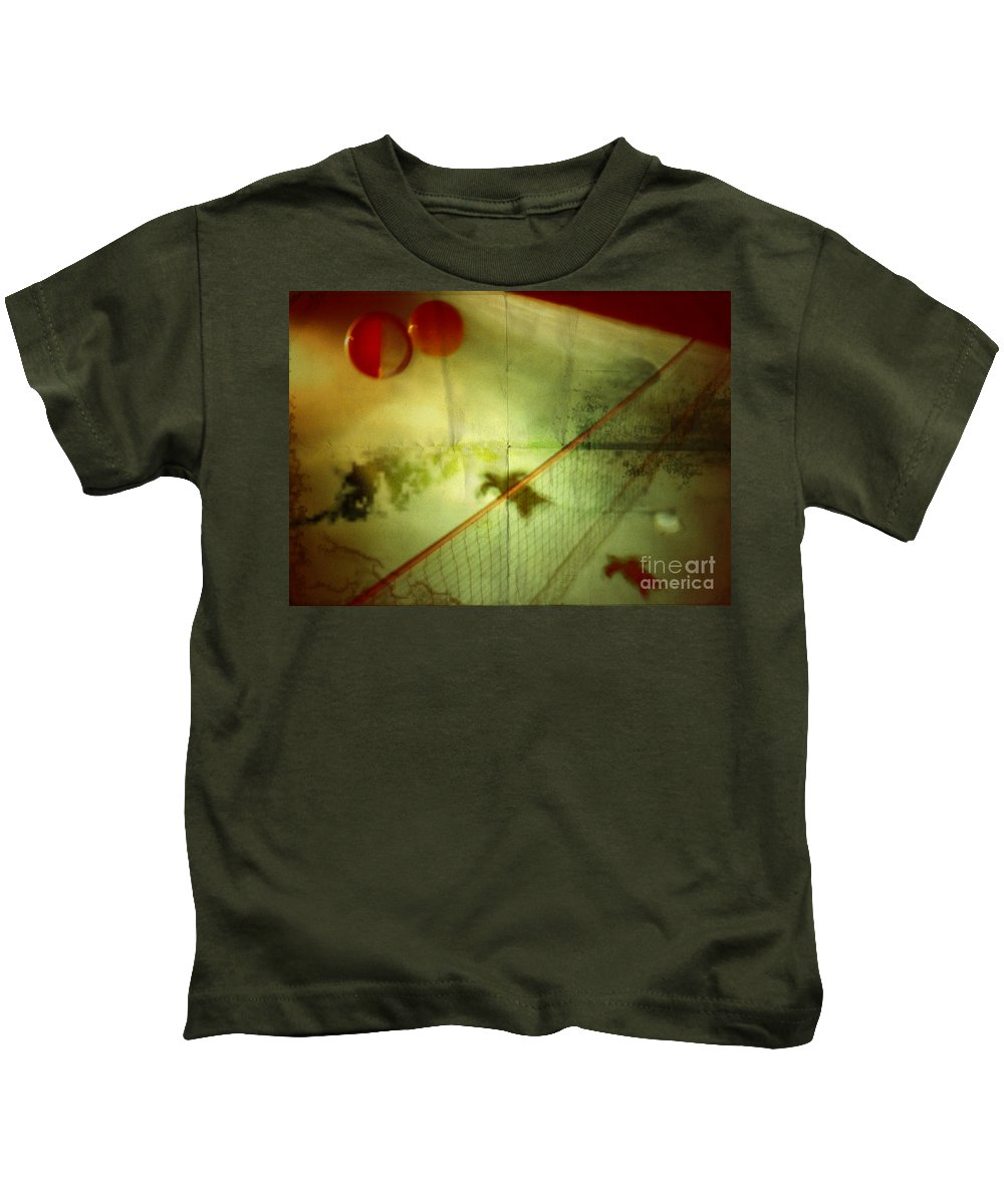Pool Kids T-Shirt featuring the photograph All Good Things Come To An End by Jason Williams