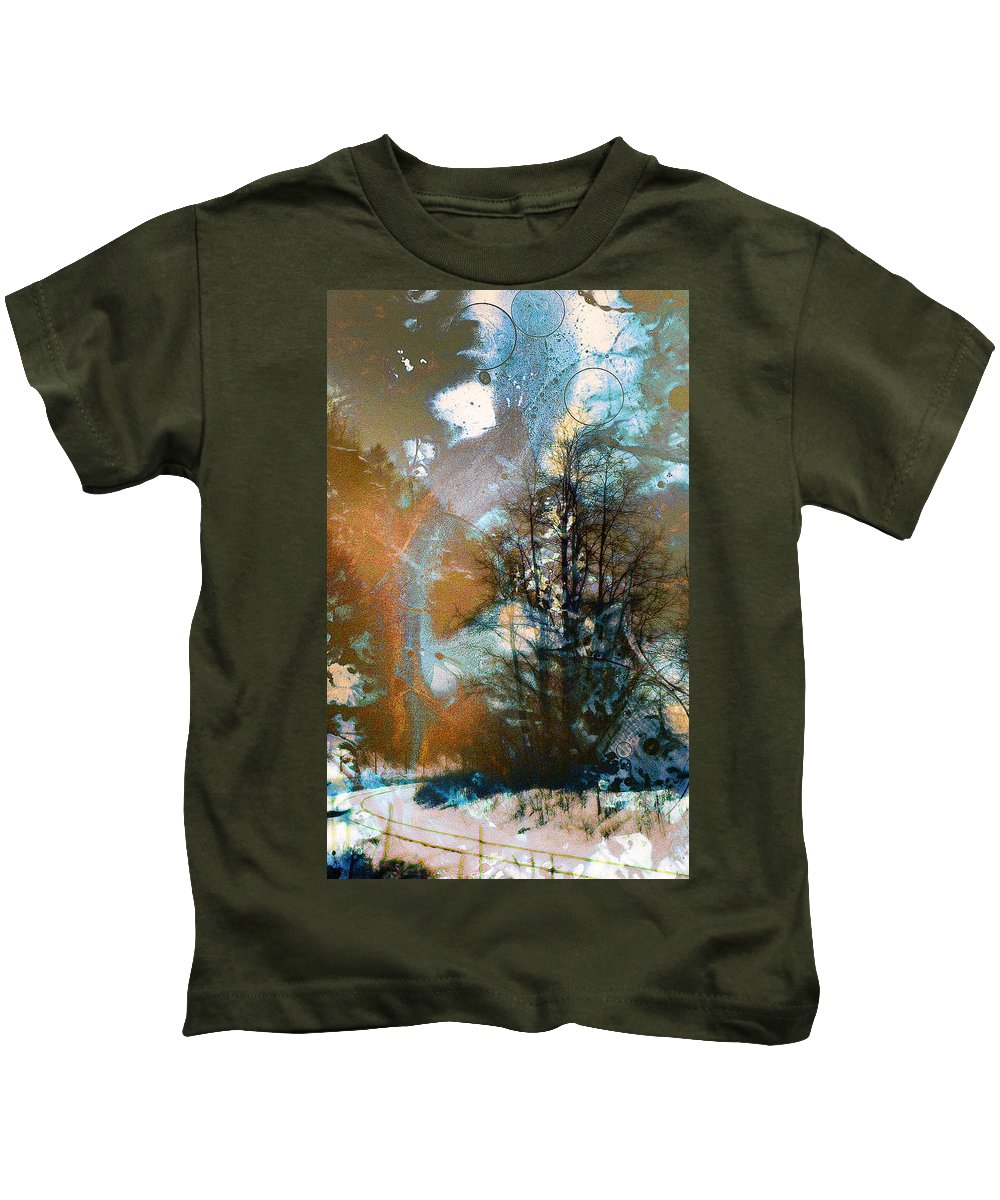 Inspirational Kids T-Shirt featuring the photograph Appalachian Freedom...falls Pennsylvania by Arthur Miller