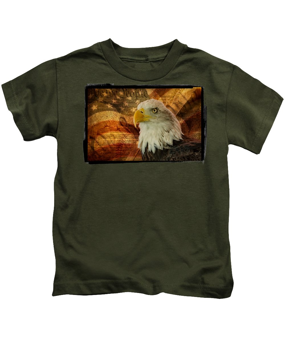 Us Constitution Kids T-Shirts