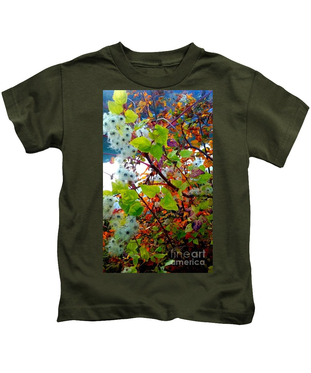 Kids T-Shirt featuring the photograph Bold Independence by Alexandra Felecan