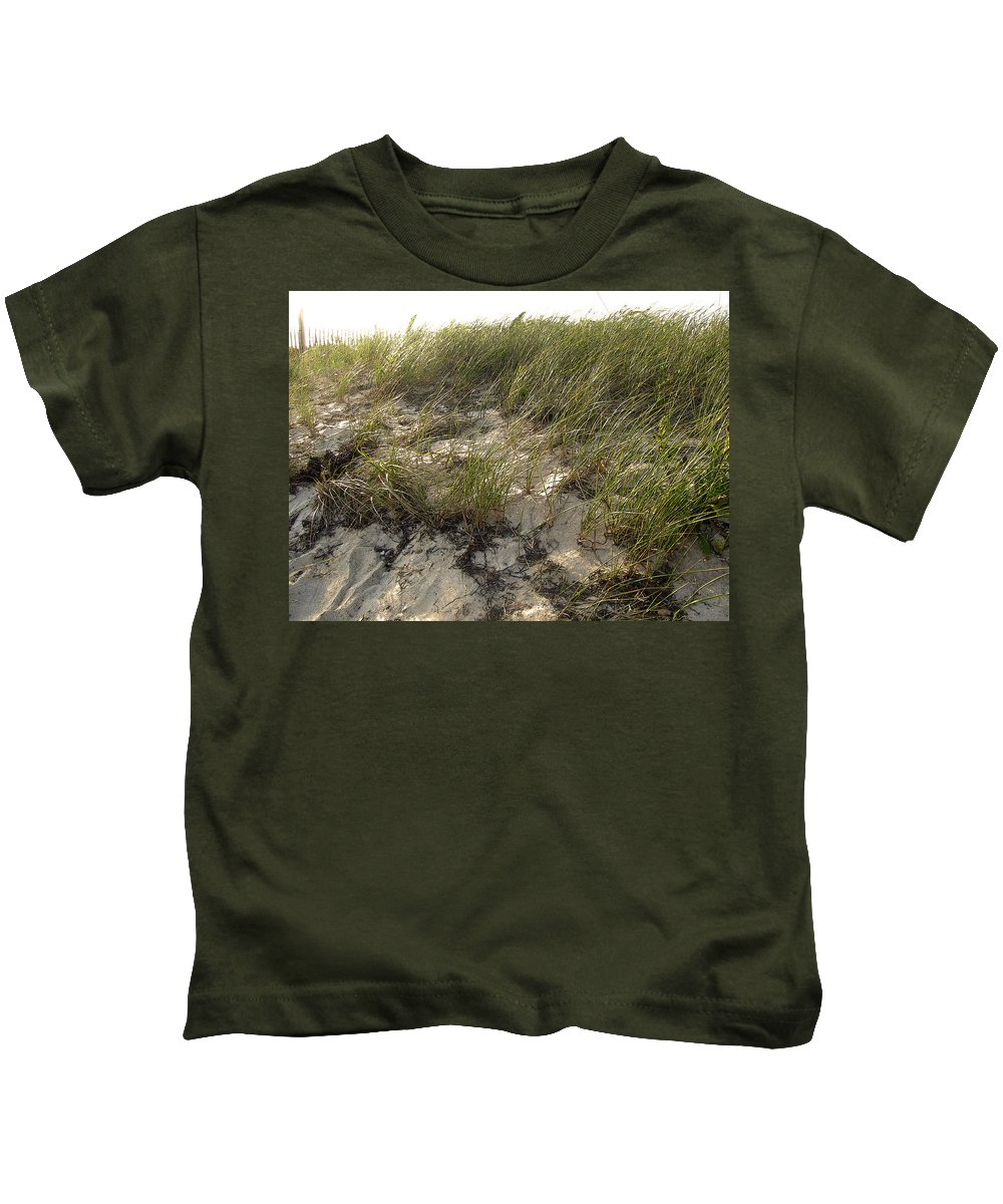 Cape Cod Kids T-Shirt featuring the photograph Cape Cod Beach 1 by Mark Sellers