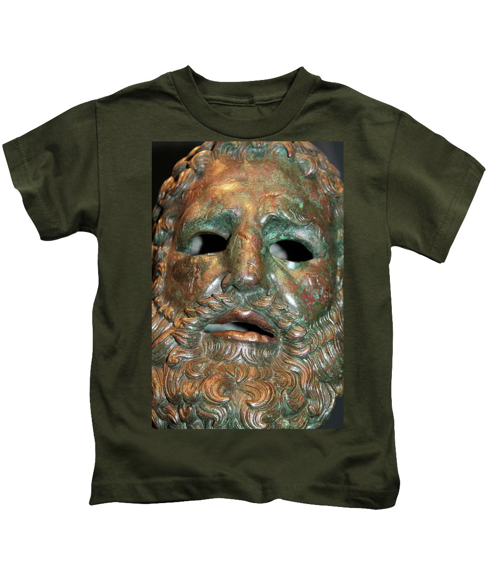 Smoke Kids T-Shirt featuring the photograph Capturing The Ghost by Munir Alawi