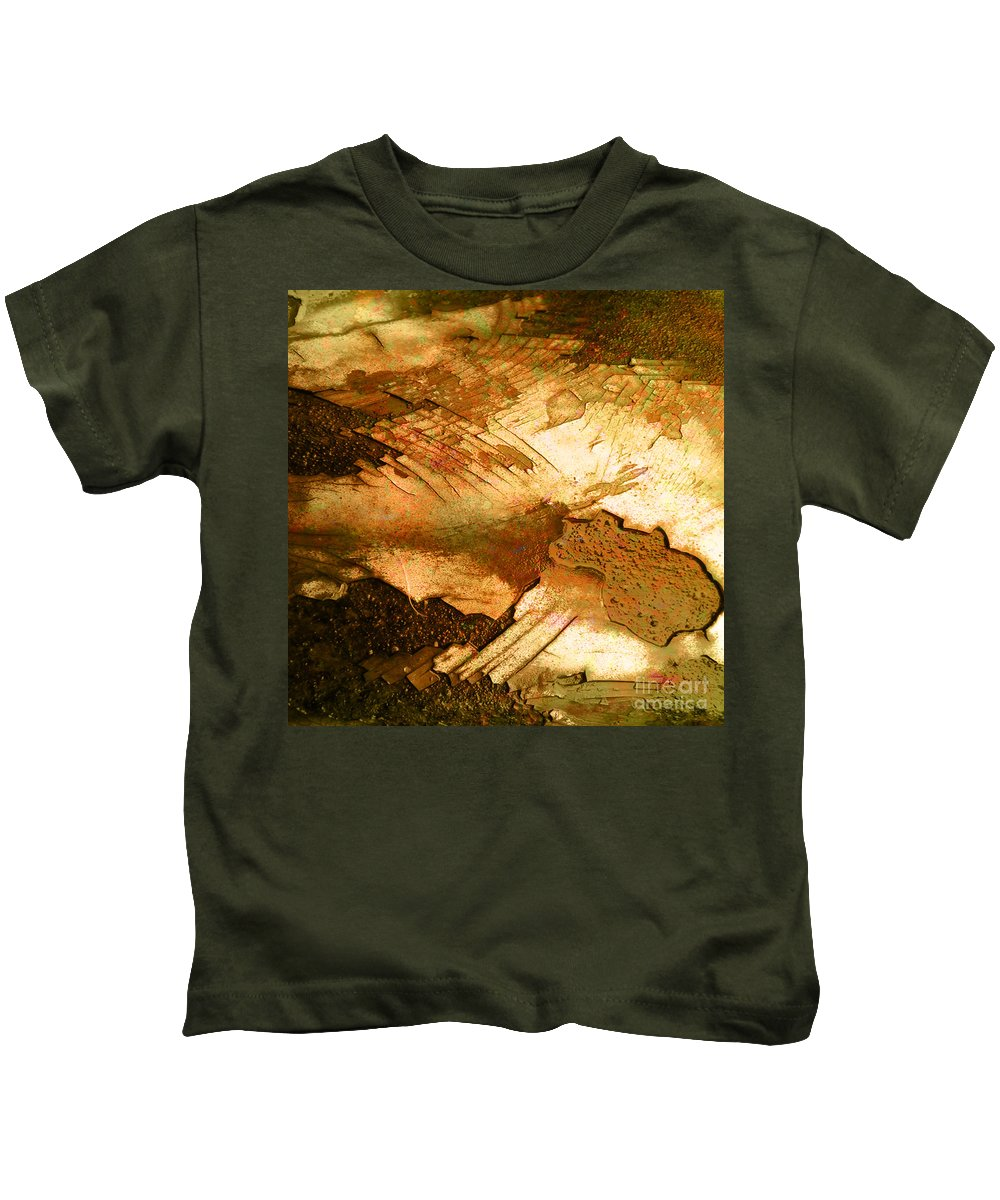 Desert Kids T-Shirt featuring the photograph Colors Of The Desert by Beverly Guilliams