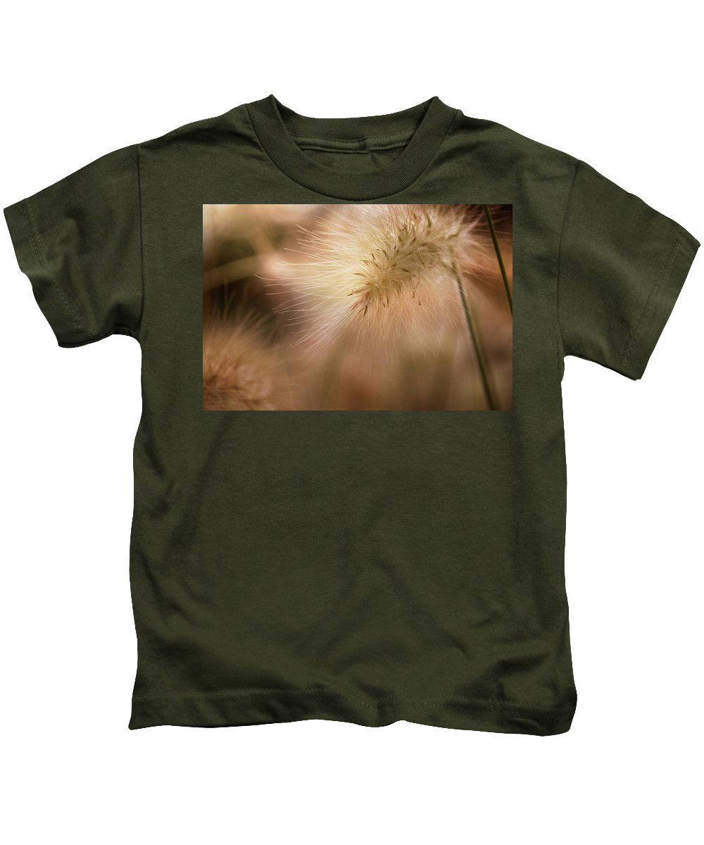 Feathertop Kids T-Shirt featuring the photograph Feathers by Monika Tymanowska
