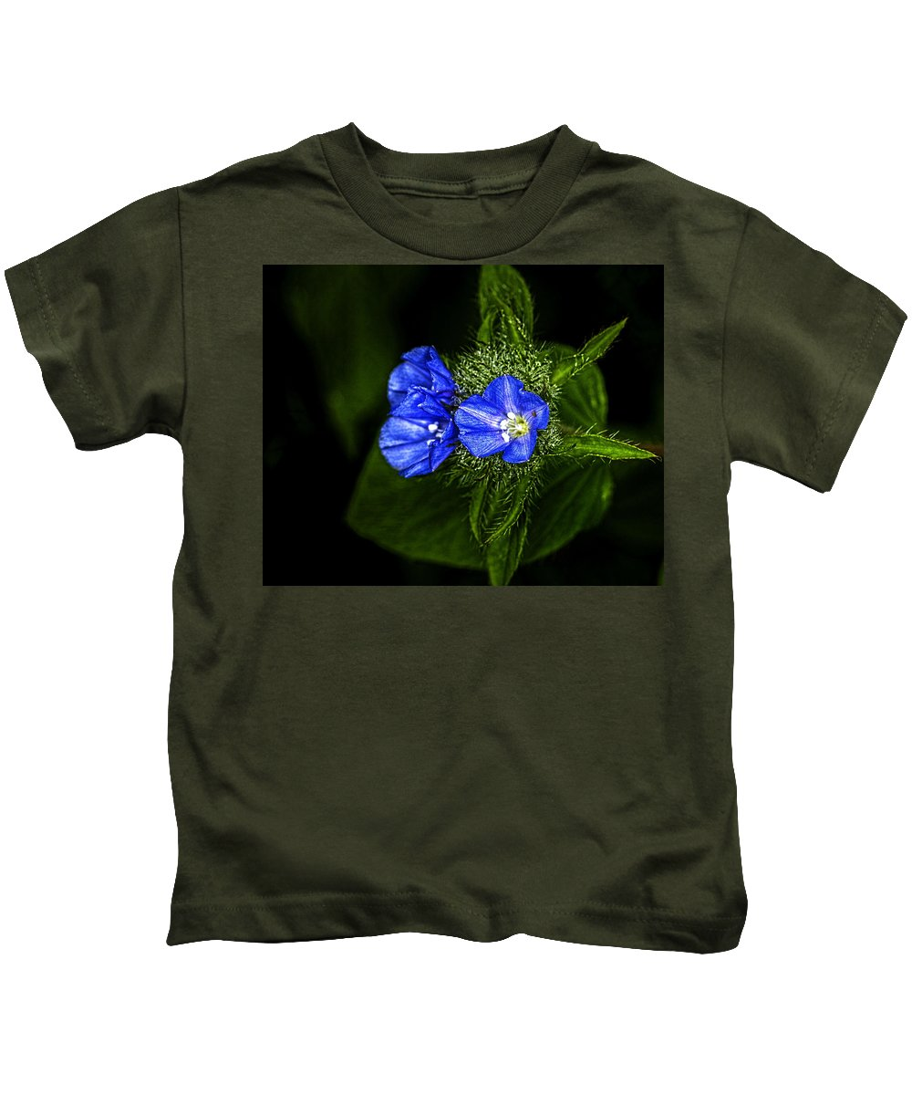 Flowers Kids T-Shirt featuring the photograph Flower 2 by Thomas Warner