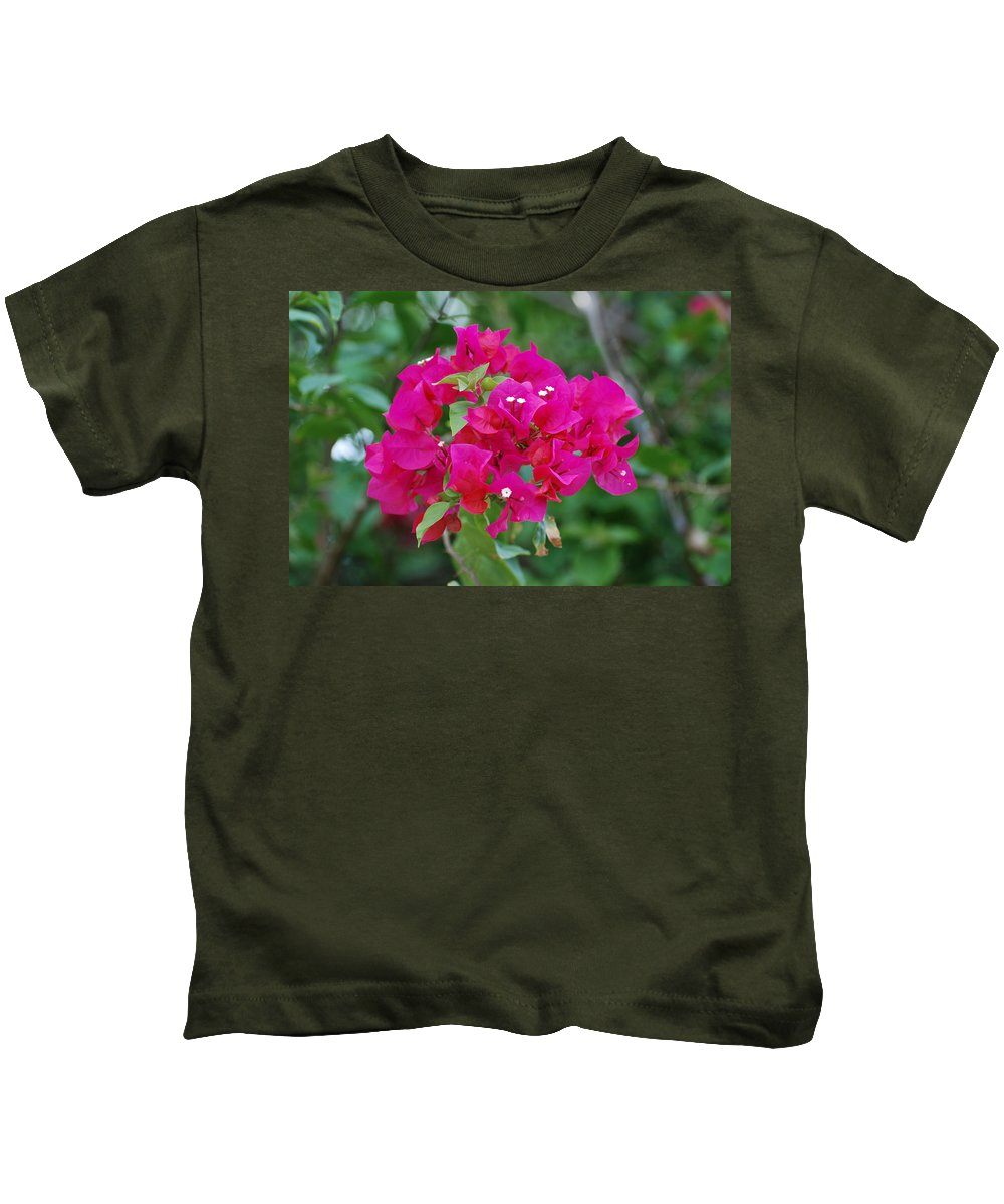 Flowers Kids T-Shirt featuring the photograph Flowers by Rob Hans