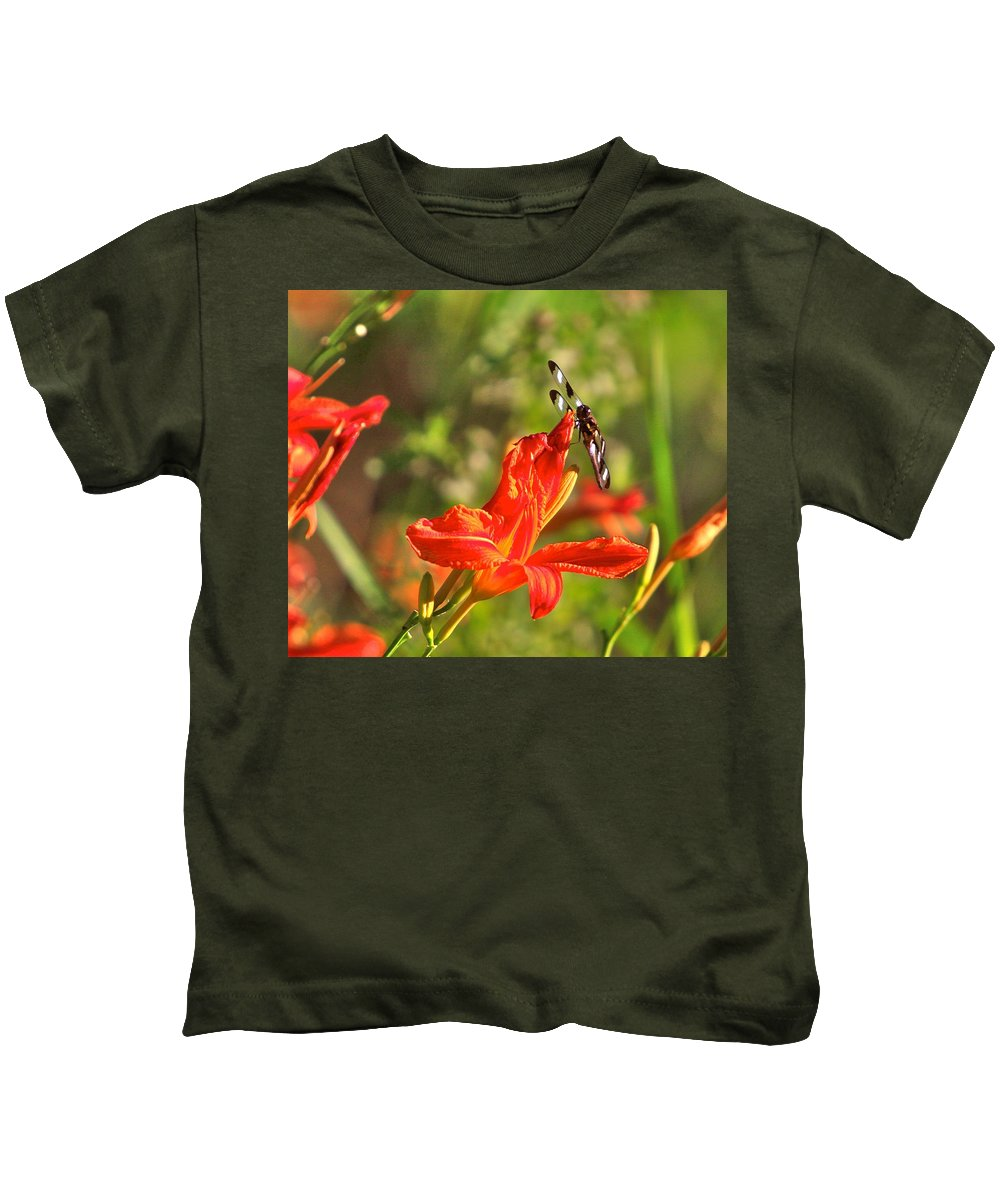 Related Tags: Kids T-Shirt featuring the photograph Gods Creation-14 by Robert Pearson
