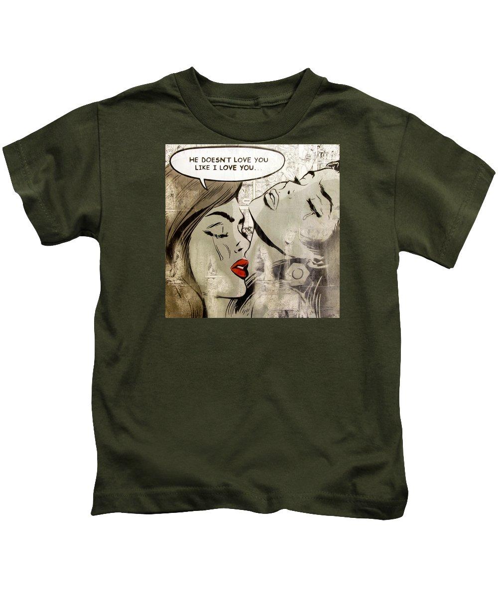 David Choe Kids T-Shirts