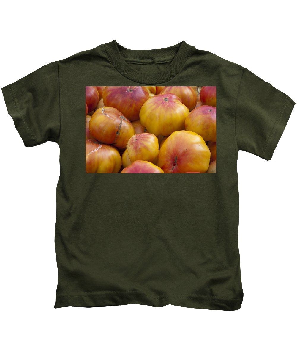 Heirloom Kids T-Shirt featuring the photograph Heirloom by Steven Natanson