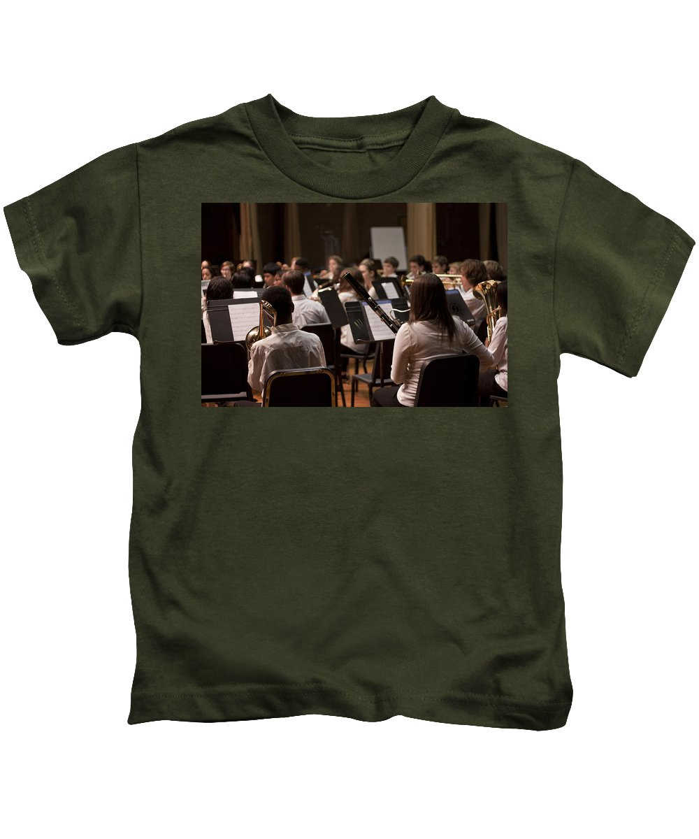 Kids T-Shirt featuring the photograph Image 6 by Heather Ellington