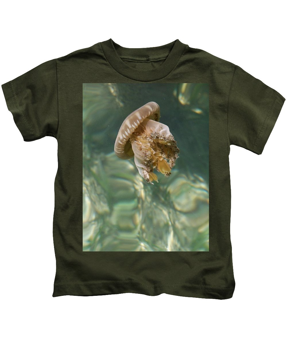 Jelly Kids T-Shirt featuring the photograph Jelly Belly by Gale Cochran-Smith