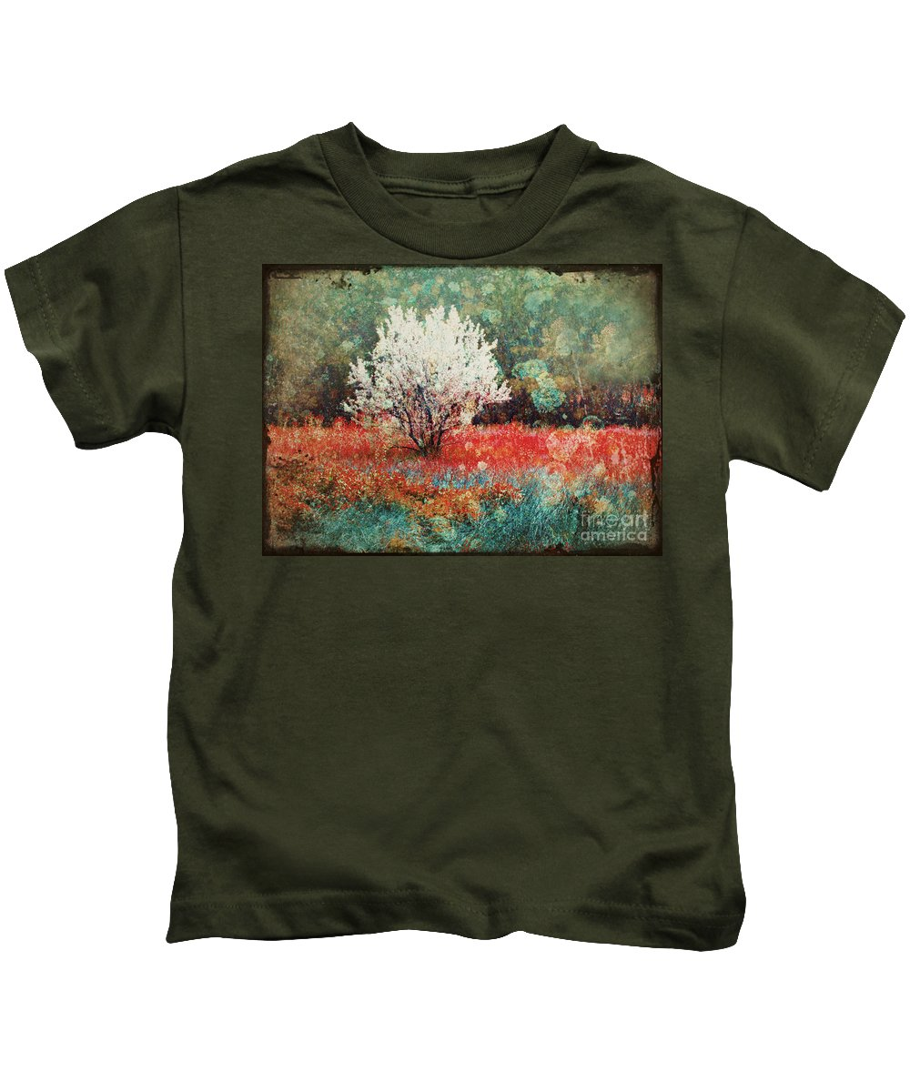 Tree Kids T-Shirt featuring the photograph June 4 2010 by Tara Turner