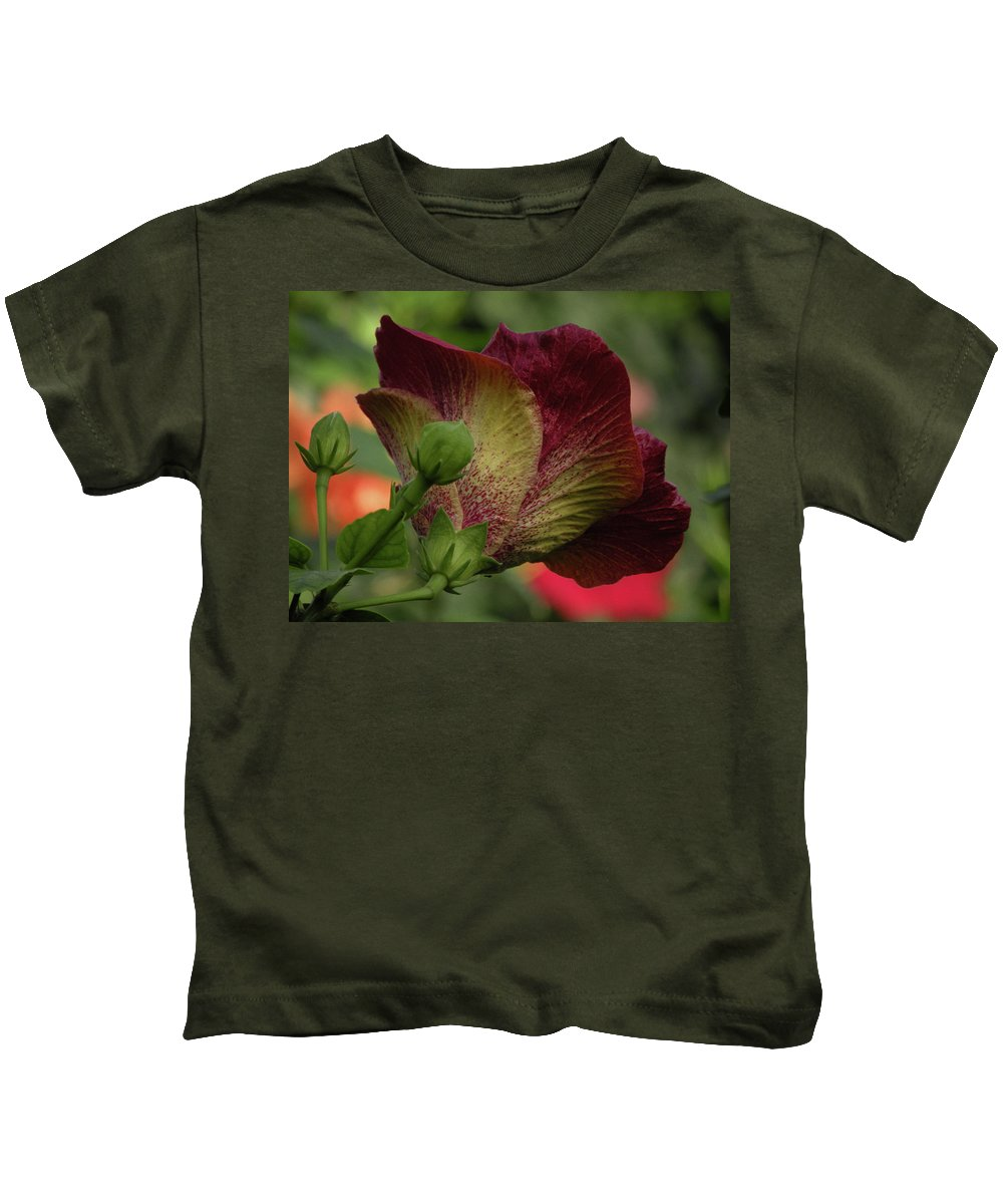 Flower Kids T-Shirt featuring the photograph Just Beautiful by Trish Tritz