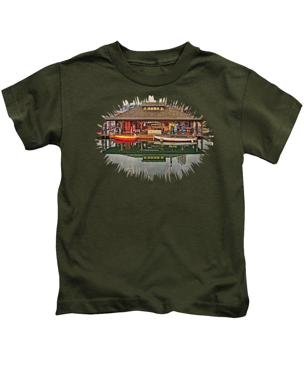 Lake Union Kids T-Shirts