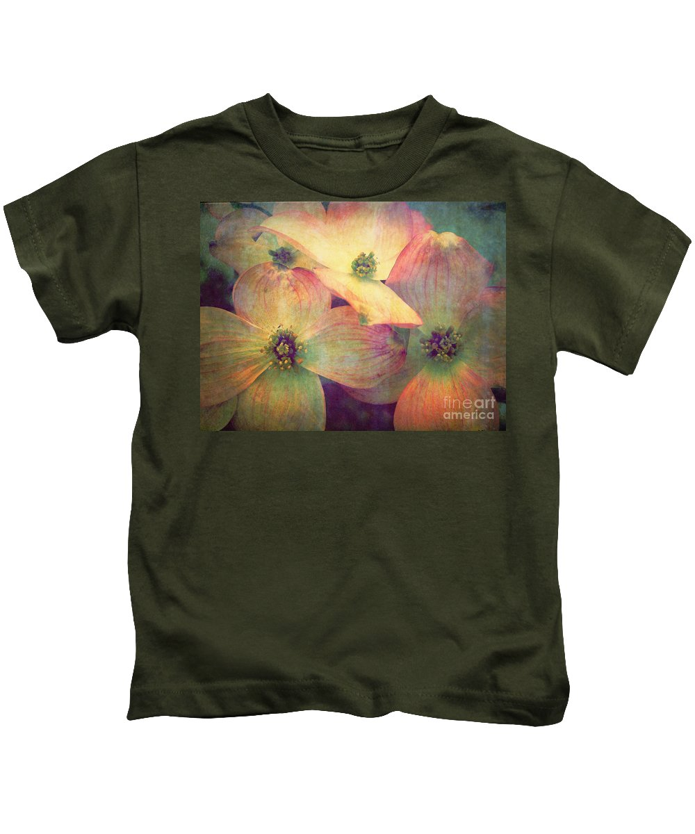 Flowers Kids T-Shirt featuring the photograph May 10 2010 by Tara Turner