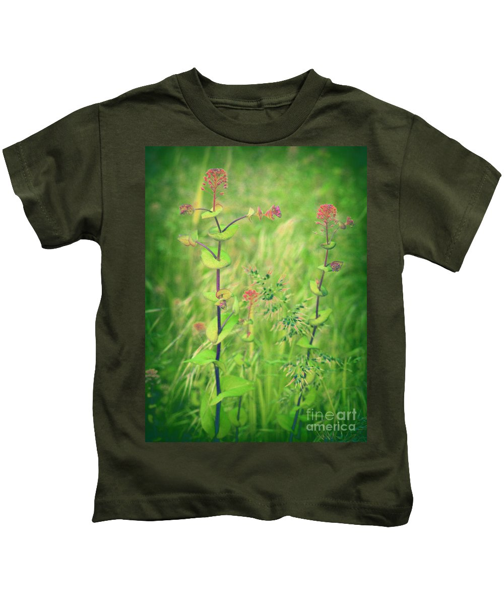 Grass Kids T-Shirt featuring the photograph May 13 2010 by Tara Turner