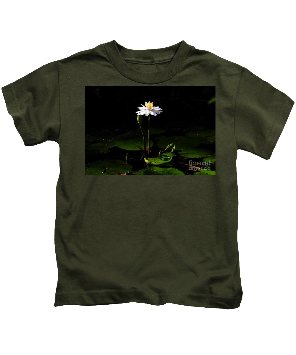 Morning Kids T-Shirt featuring the photograph Morning Glory by David Lee Thompson