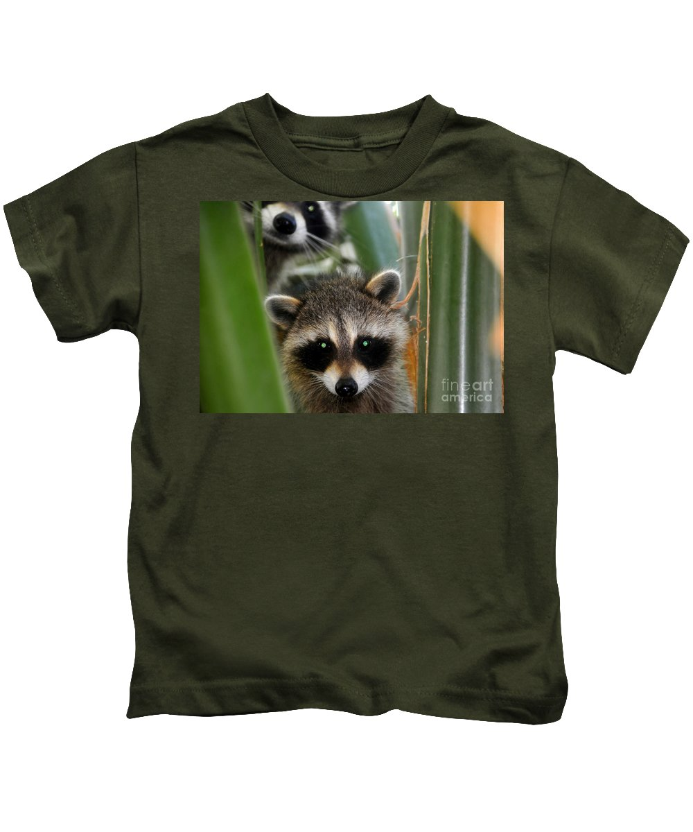 Mother Kids T-Shirt featuring the photograph Mother And Baby by David Lee Thompson